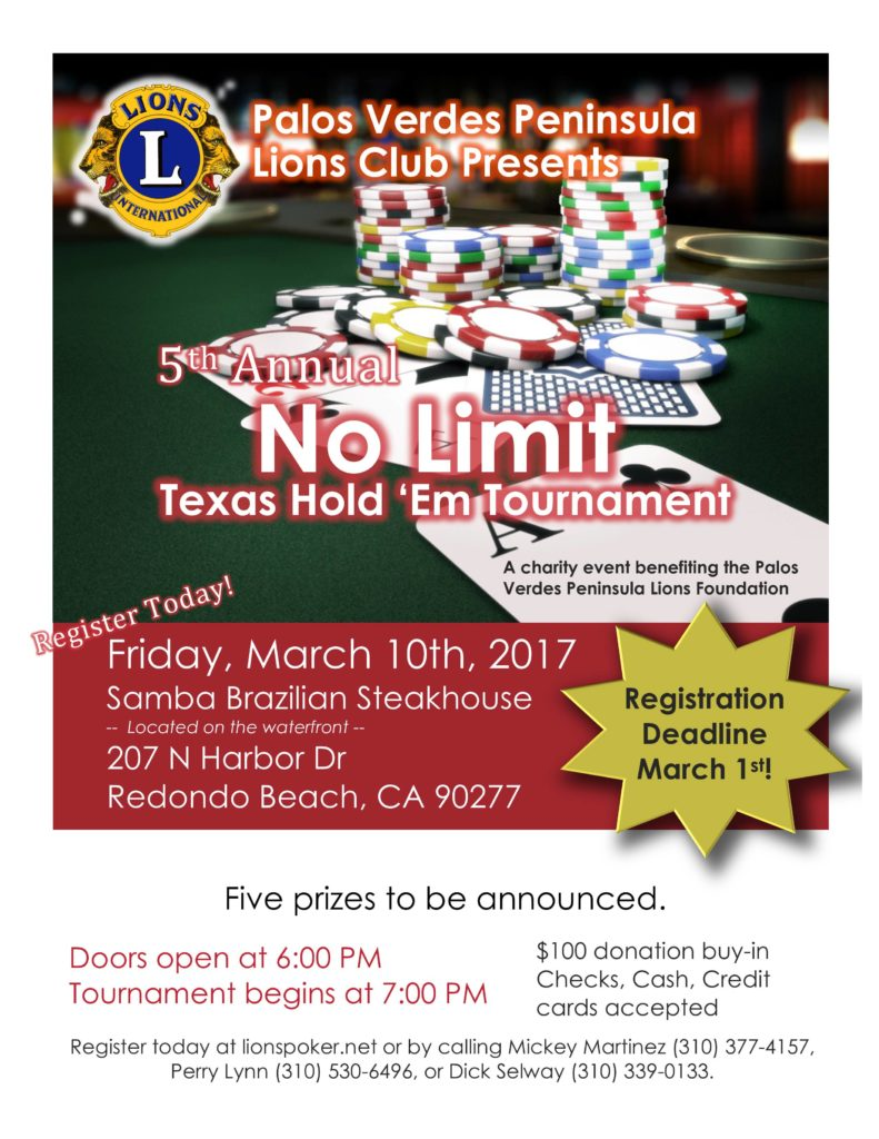 No limit holdem tells