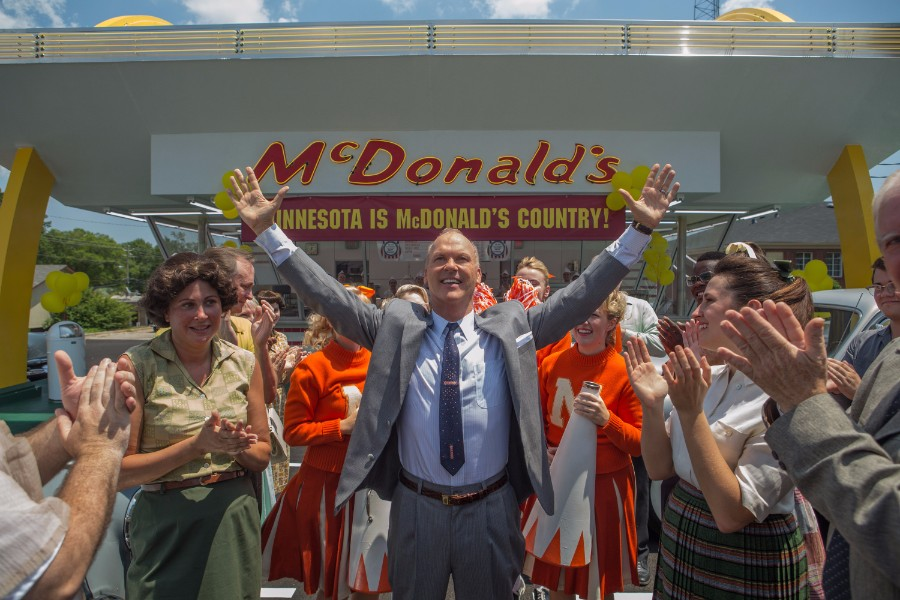 "Michael Keaton reveals the McDonald's Empire's unsavory history in ""The Founder"" [MOVIE REVIEW]"