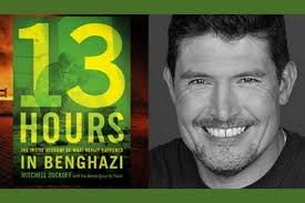 "Kris ""Tanto"" Paronto, author of 13 Hours @ Marymount California University in The Commons 