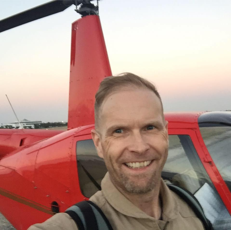 Photog, Hermosa Beach man die in copter crash