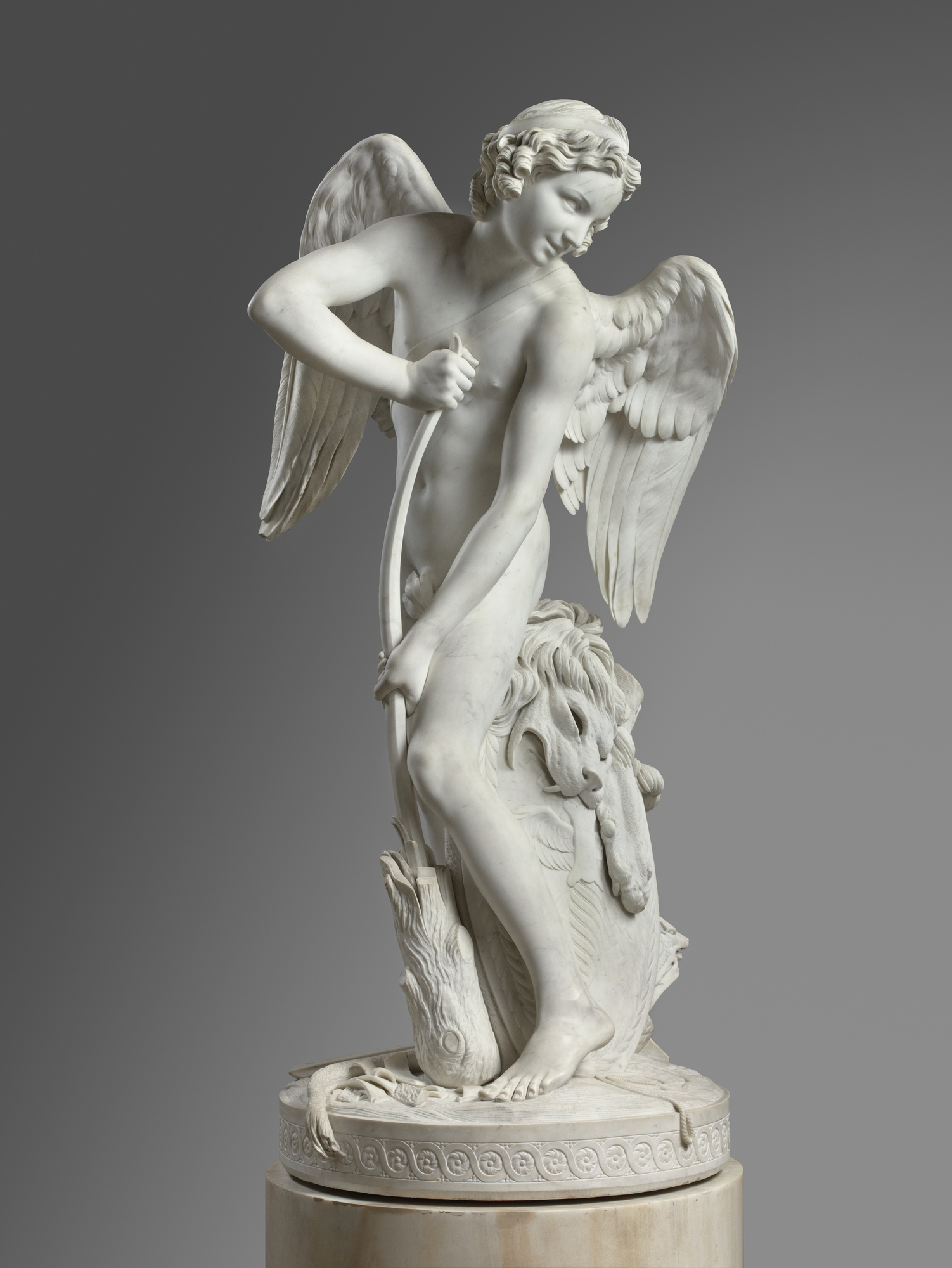At the Getty: Edme Bouchardon, masterful French sculptor