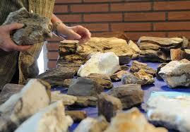 """Gem and Mineral Show """"Nature's Treasures"""" @ Ken Miller Recreation Center 