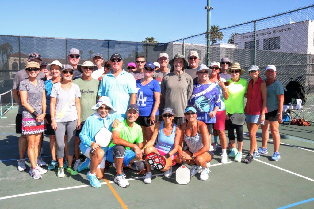 Clark Field Tennis Court To Get New Paint Job For Hermosa Beach