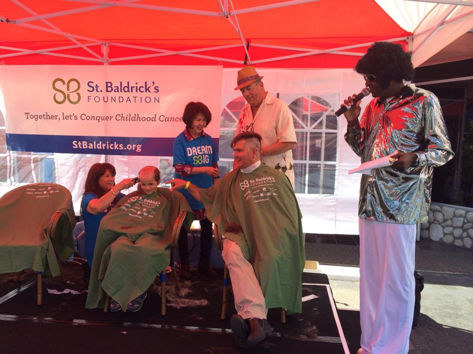 Shave Your Head in Support of Childhood Cancer Awareness @ Hennessey's Tavern - Seal Beach | Seal Beach | California | United States