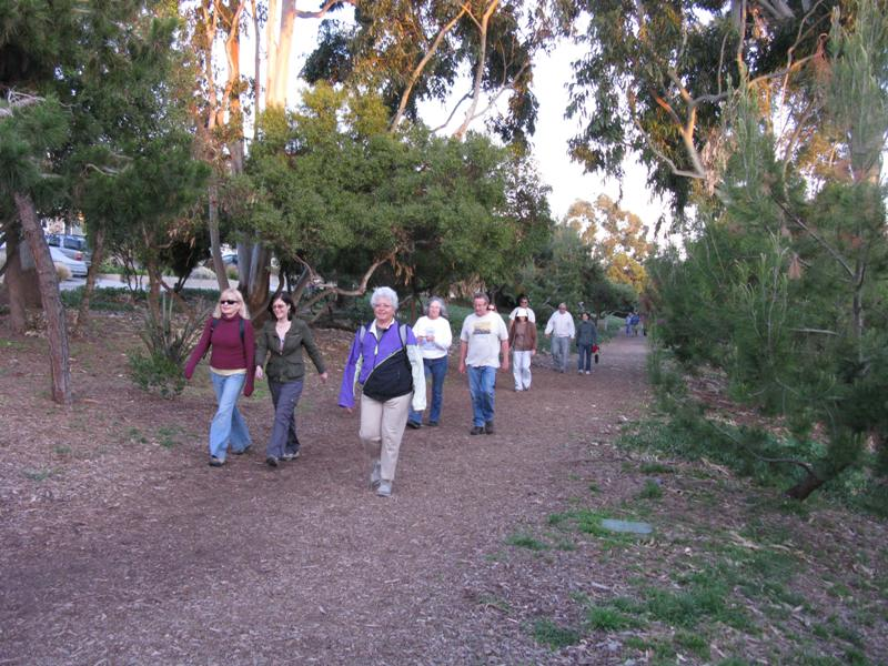 Sierra Club conditioning hikes @ parking lot near Rite Aid Drugs | Rolling Hills Estates | California | United States