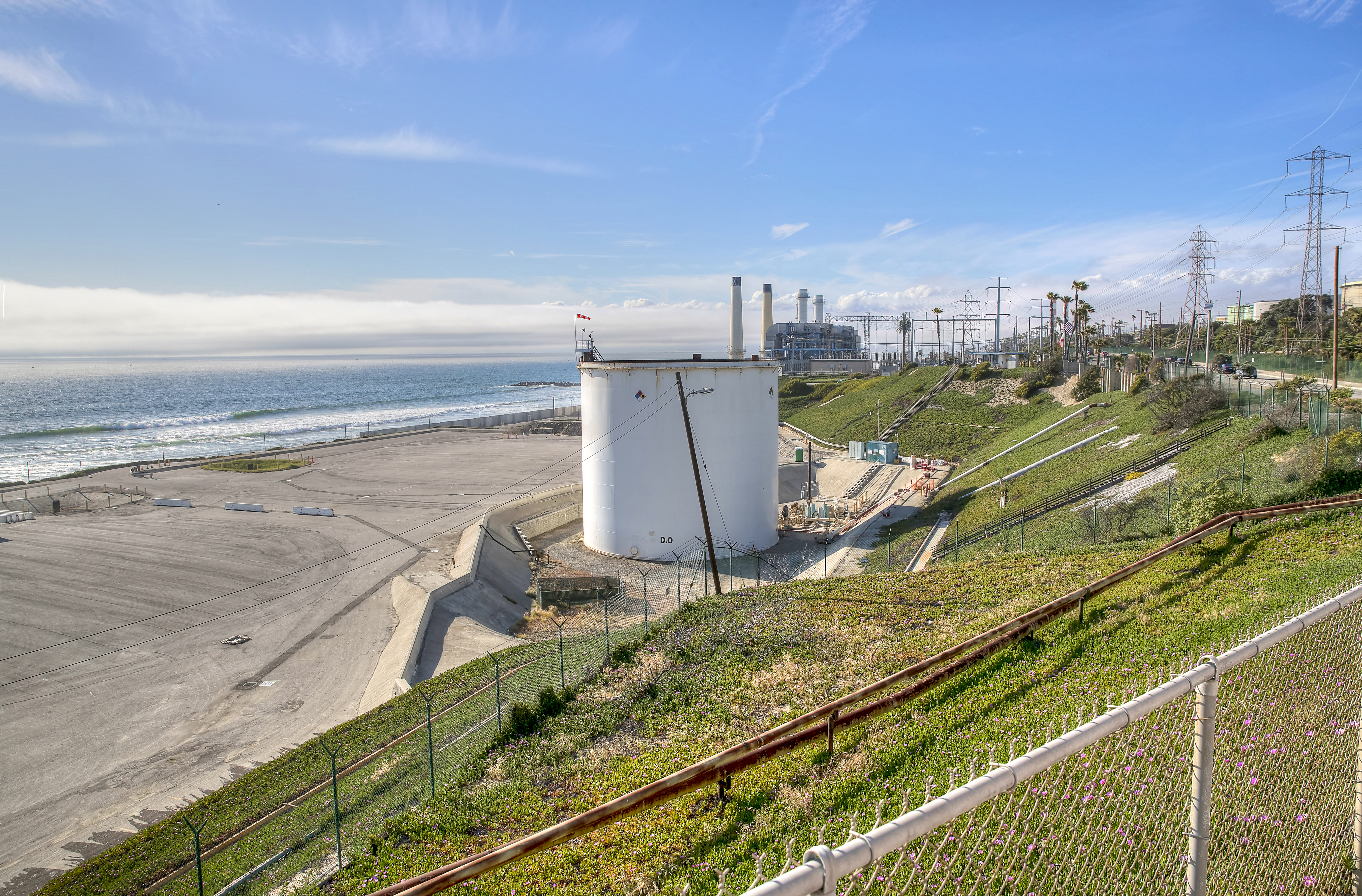 Water district sued over desalination plant proposed for South Bay