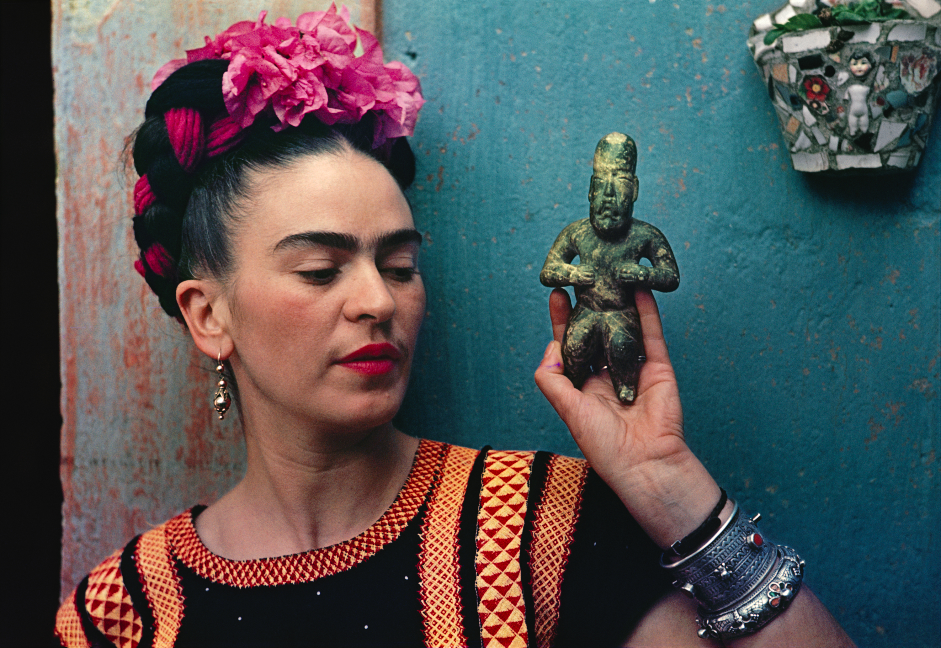 Friday Kahlo: Sensuality and Sorrow