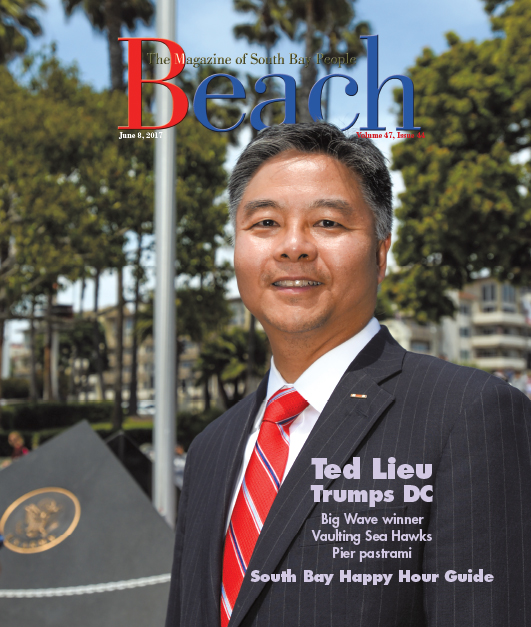 The rise of Ted Lieu: South Bay congressman emerges as a national leader of the Trump opposition