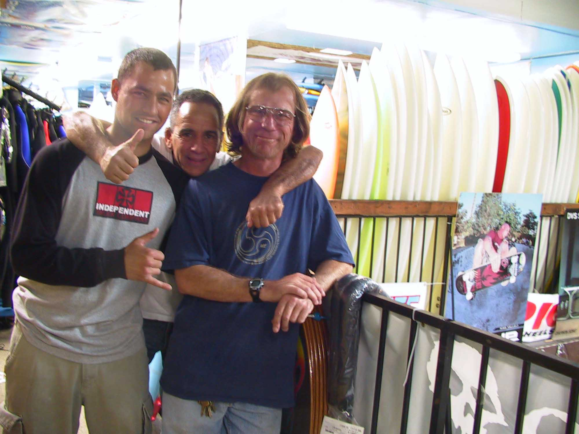 ET Surf celebrates 45 years of  stoking So. Bay surfers, skaters