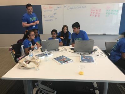 CyberCamp teaches kids to keep internet data safe from hacks