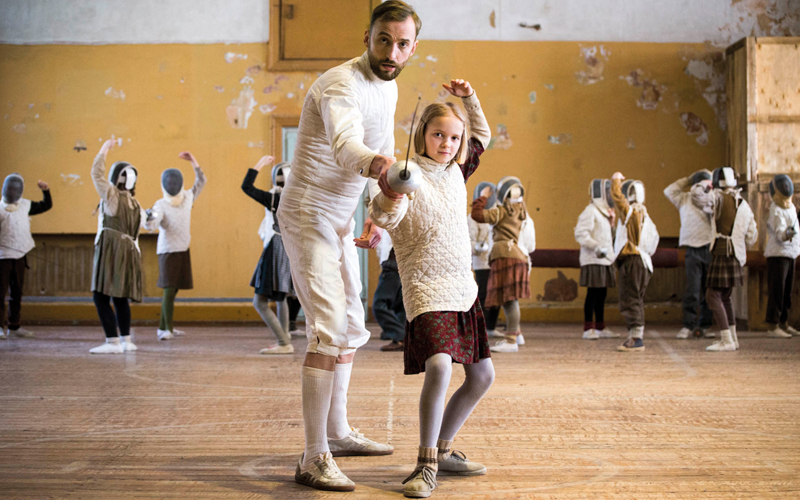 """""""The Fencer"""" – Stays there too long [MOVIE REVIEW]"""