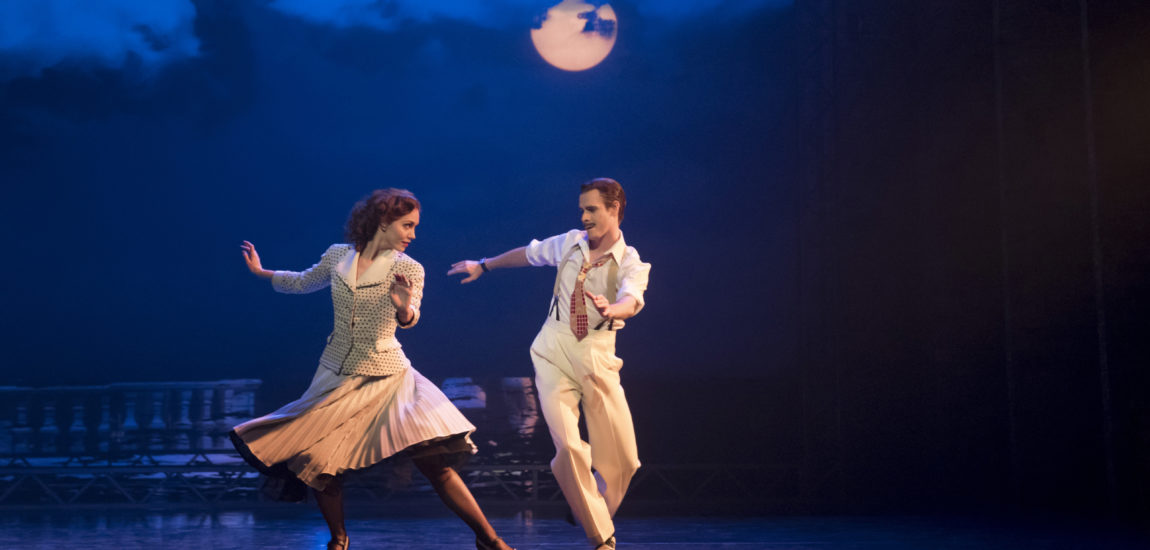 "Sparkling ""Red Shoes"" at the Ahmanson"