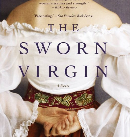 Beach books – Sworn Virgin