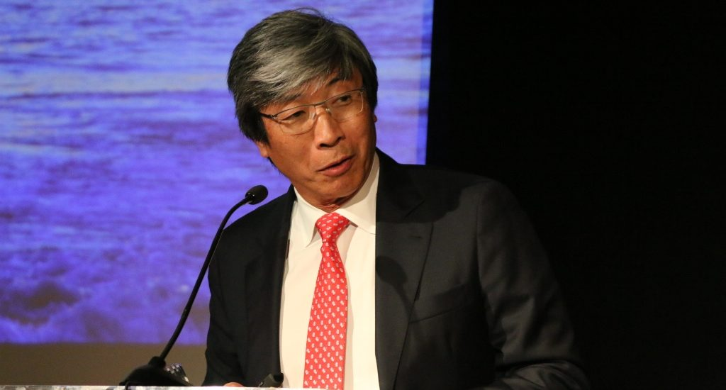 Cancer cure 'not a pipe dream,'  Soon Shiong says at El Segundo awards dinner