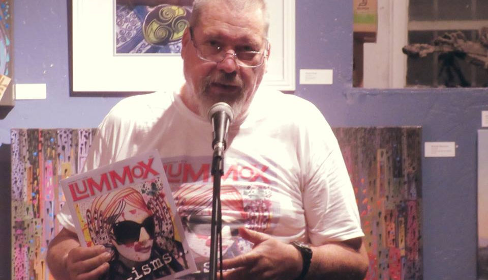 Lummox poets read Monday in Redondo