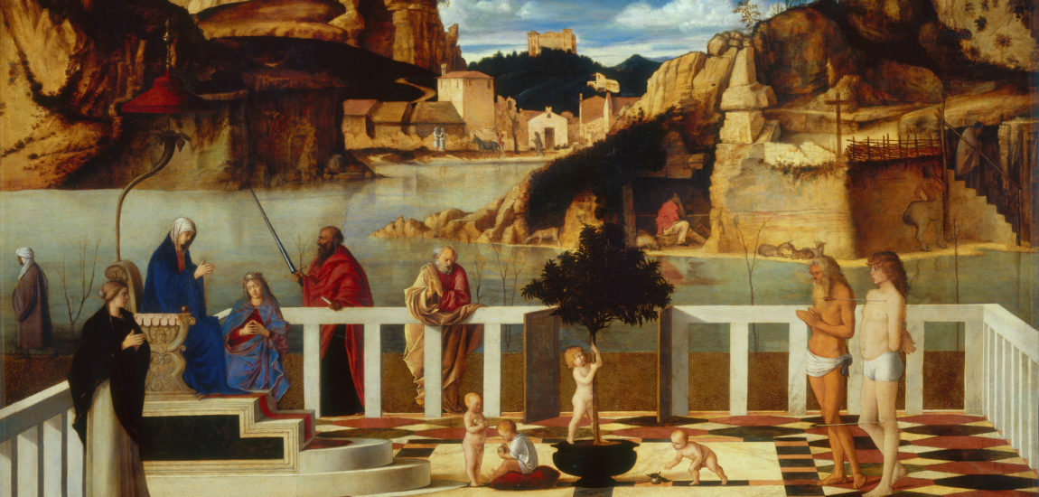 Time of the Seasons: Giovanni Bellini; Sacred Landscapes
