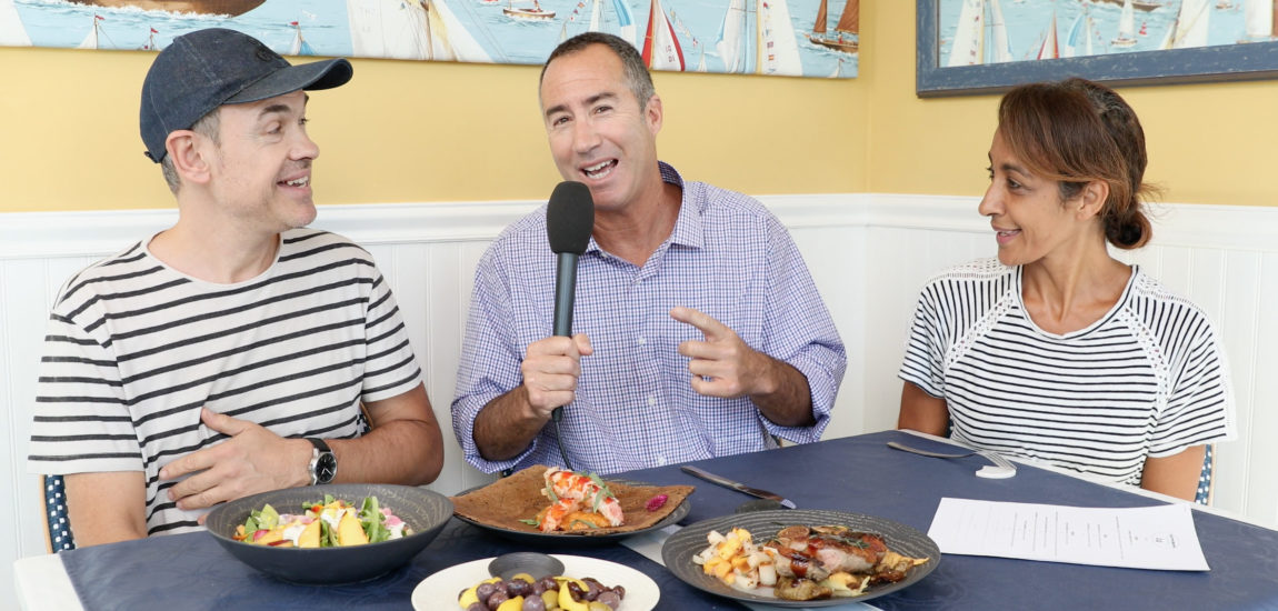 Steve predicts this will be one of the best restaurants in the South Bay!