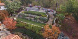 Dean and Kara Herbrandson's Palos Verdes Garden of Stone