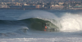 Swell Stories: Powerful swell brings well overhead surf to the South Bay