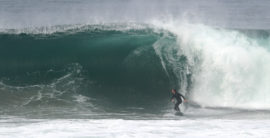 Swell Stories 2: Misleading Swell brings big but wonky surf to the South Bay.