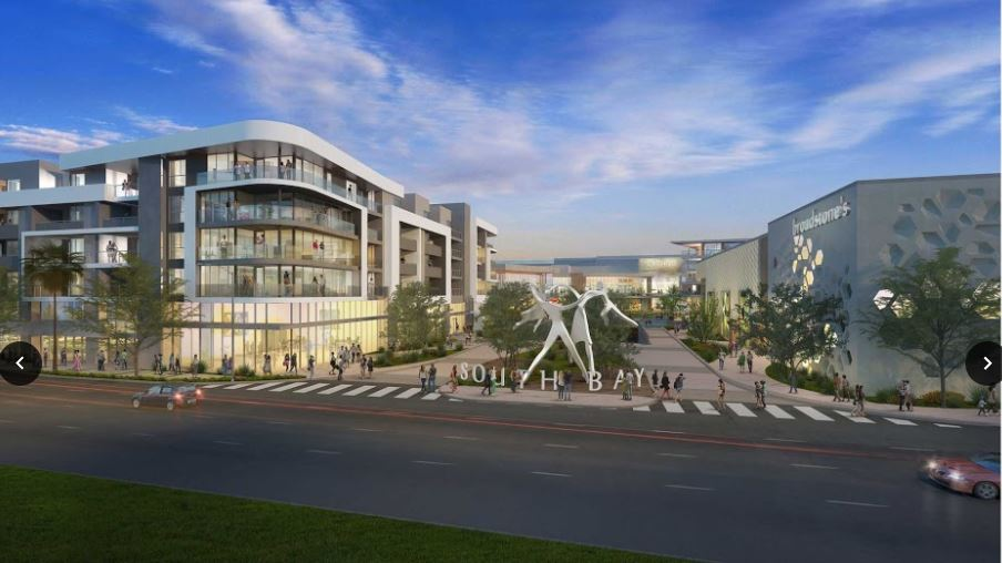 As Plans For The New South Bay Galleria