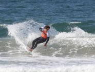 Uzuelli makes best of weak conditions to win SB Boardriders/Dive N' Surf contest in Manhattan Beach