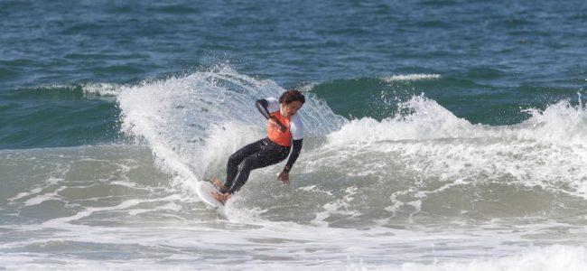 Uzuelli makes best of weak conditions to win SB Boardriders/Dive N' Surf contest in Manhattan Beach