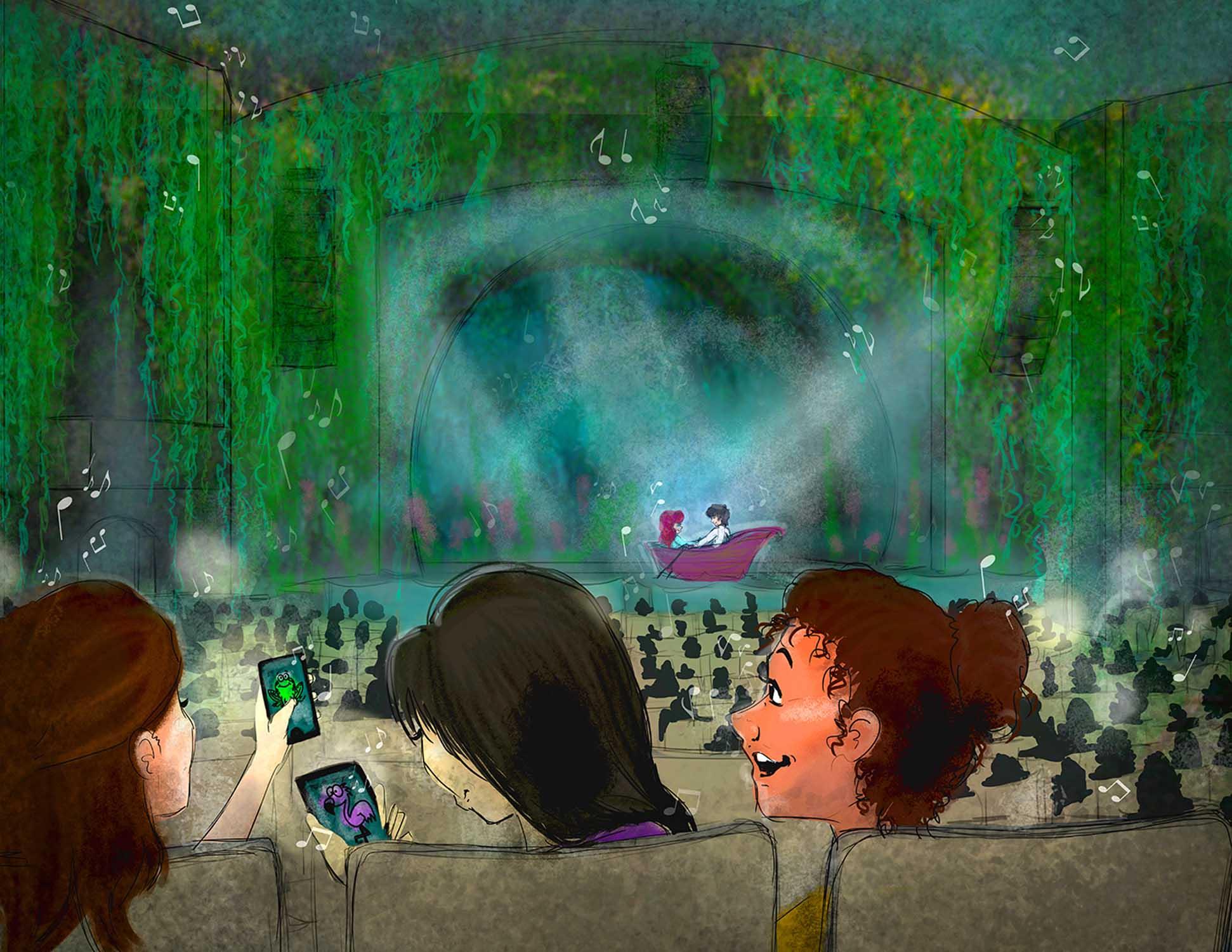 Quot Little Mermaid Quot Finds Love In El Segundo