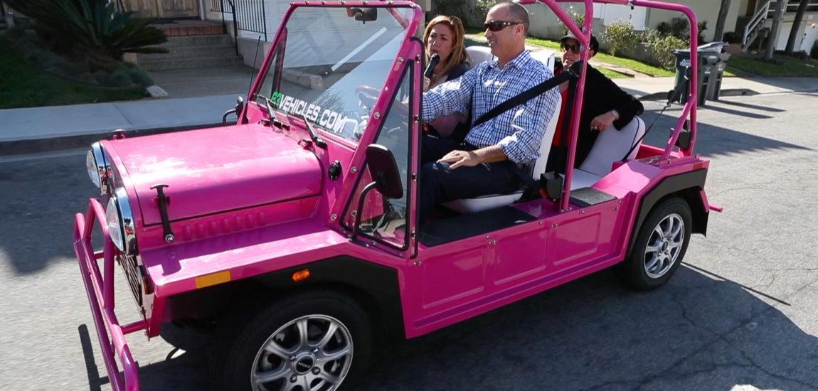 Discover E3 Electric Vehicles in Redondo Beach