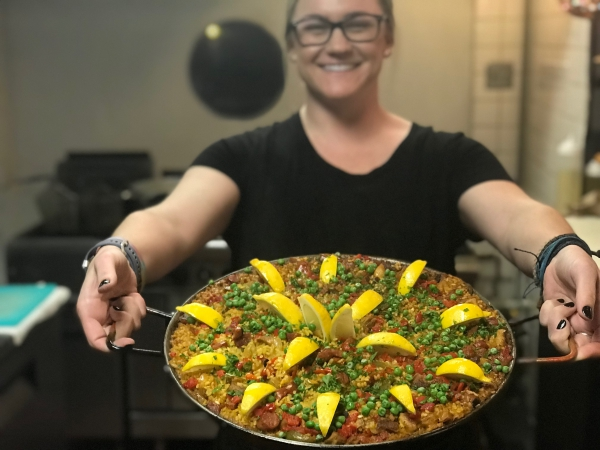 Paella, wine events this week – Dining update for March 19-24