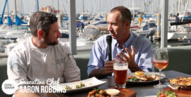 Steve and Brad Discover the Sea Level Restaurant at the Shade Hotel in Redondo