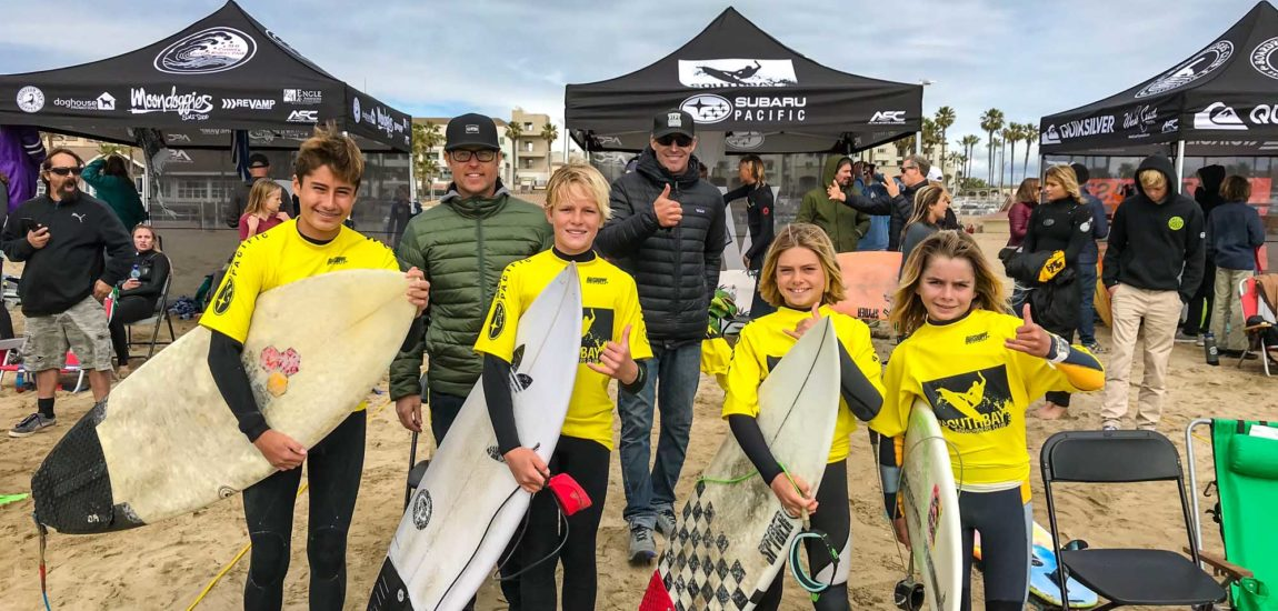 SB Boardriders claim West Coast title at Huntington Beach contest