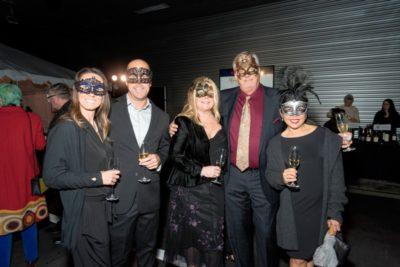 Spotlight on the hill – Moonlight Masquerade Gala