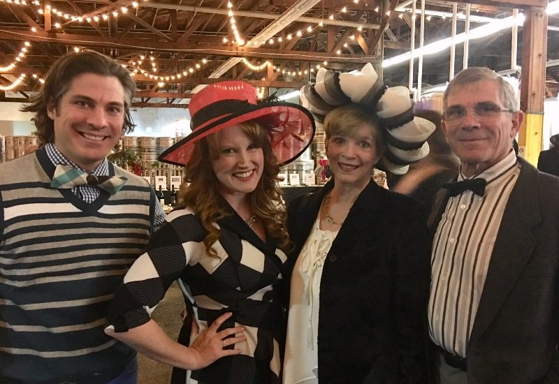 Spotlight on the hill – Kentucky Derby gala