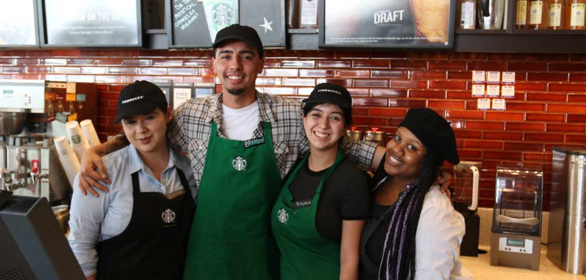 Starbucks: Best Of The Beach 2018 Best chain coffee shop