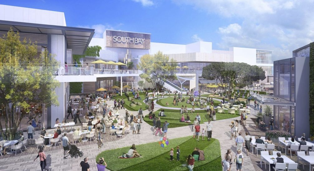 Galleria redevelopment approved by Redondo Planning Commission