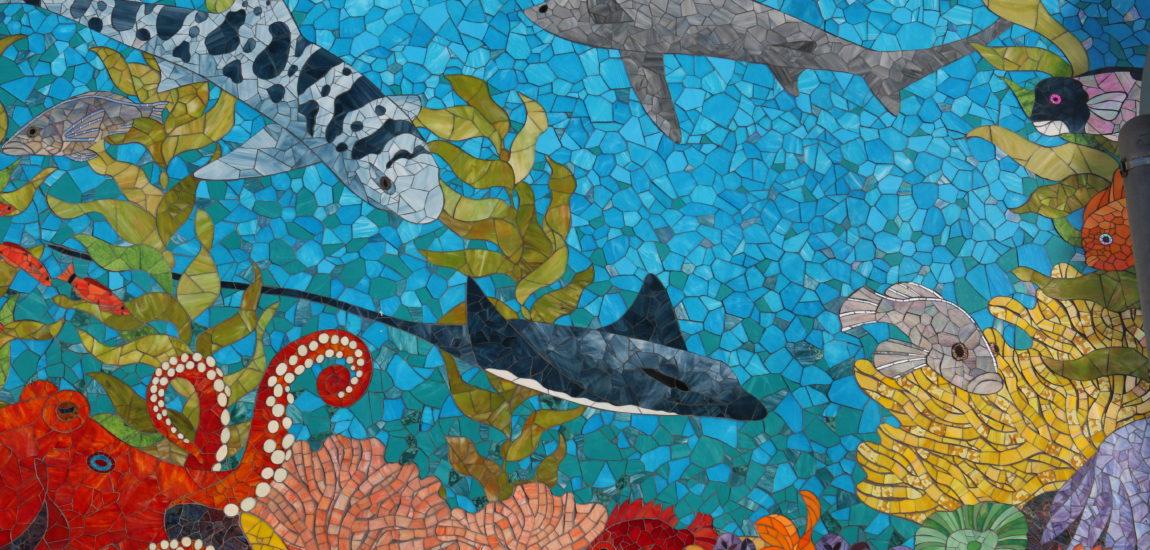 Skechers murals kick off Manhattan Beach public art initiative