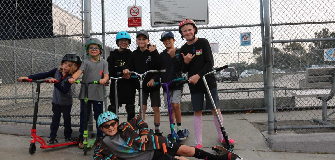 Council backs pilot program to put scooters in city skatepark