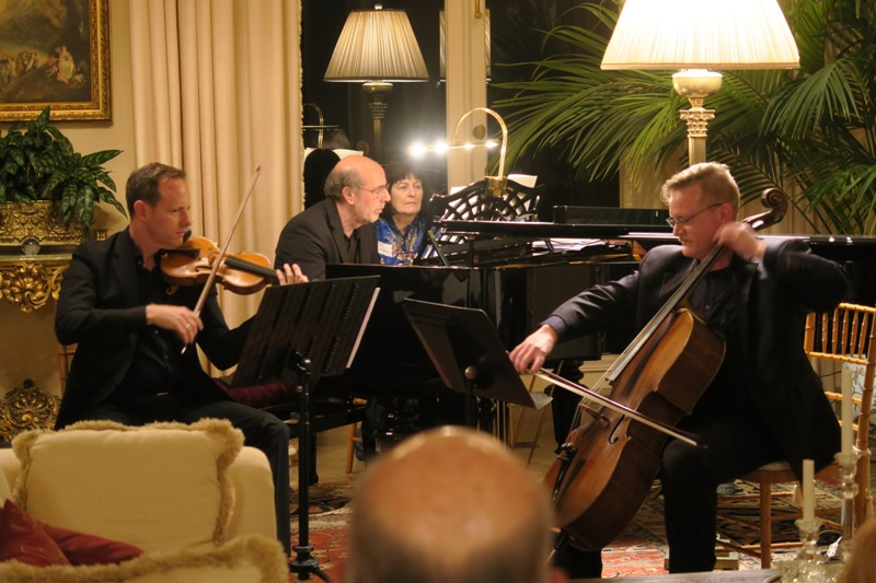 Spotlight on the hill – World Class Symphony Grand Salon