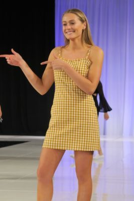 Spotlight on the hill – Charity Fashion Show Rocks the Resort