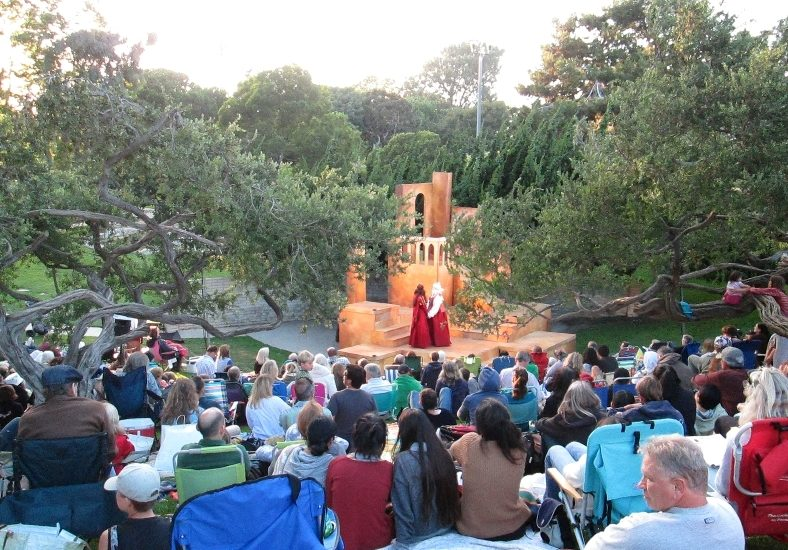Beach arts – Shakespeare by the Sea
