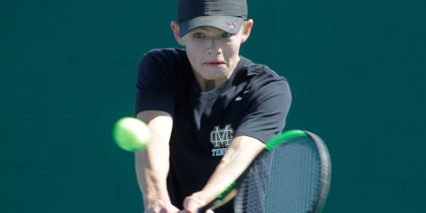 Bay League earns two of top four spots in CIF boys tennis playoffs