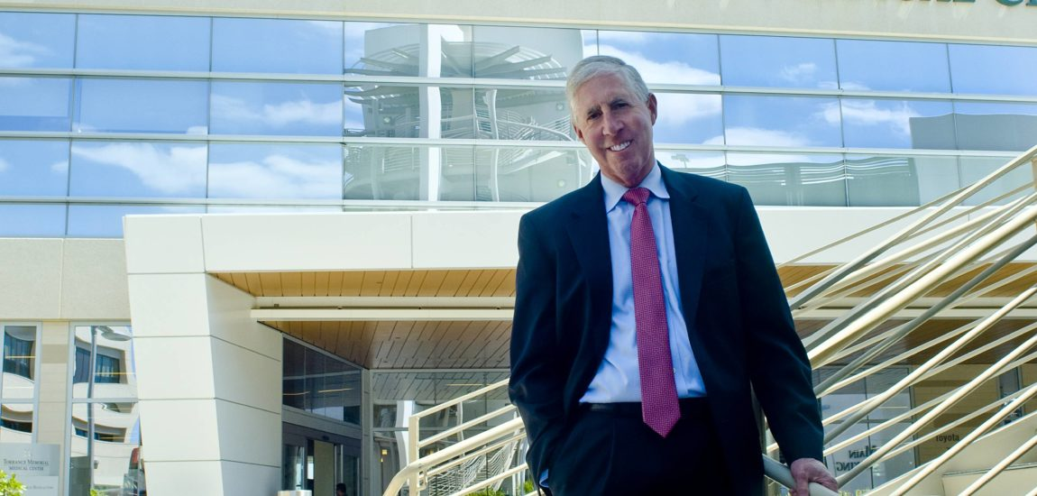 Tower of Torrance: Torrance Memorial CEO Craig Leach