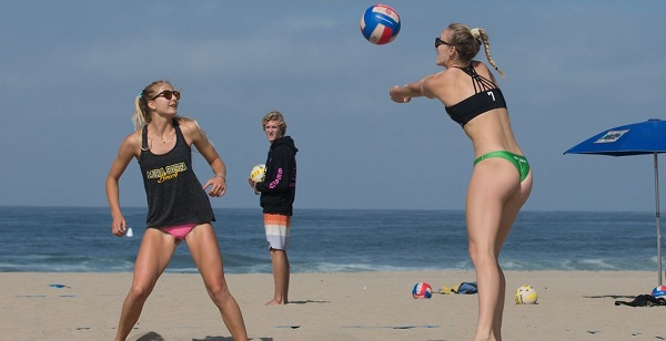 Mira Costa's girls IBVL program continues to dominate on the sand
