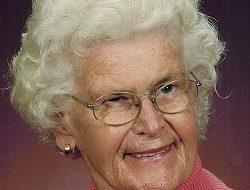 Erika L. Zimmermann 1927 – 2018