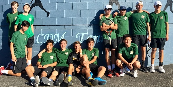 Mira Costa reaches new heights on tennis court