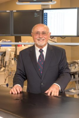 Cardiologist Dr  Michele Del Vicario is at the heart of