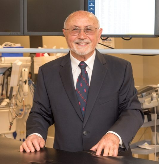Cardiologist Dr. Michele Del Vicario is at the heart of medicine