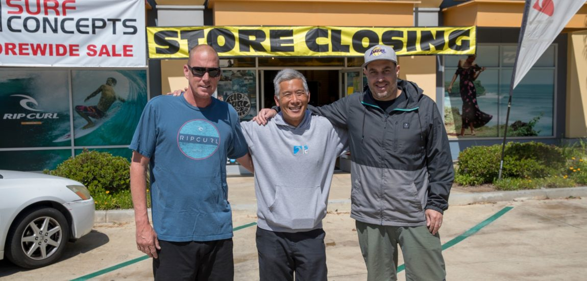 Surf Concepts to close after 29 years