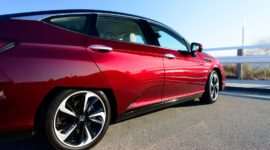 Honda's hydrogen Clarity clears the air